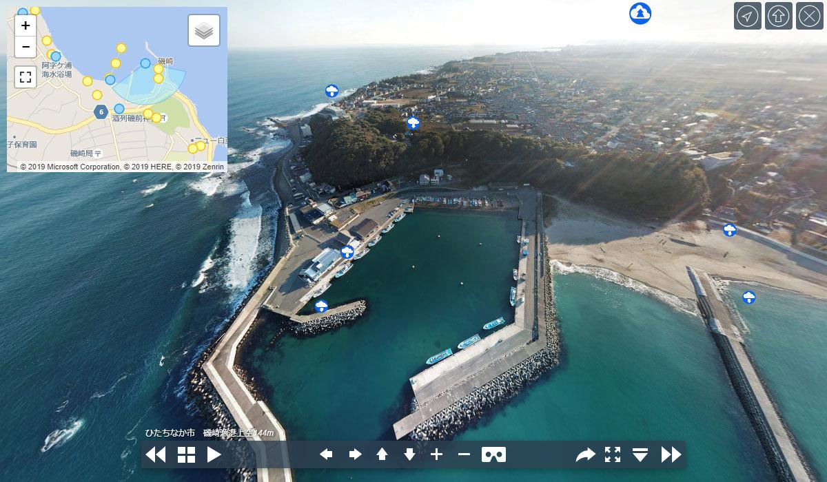 茨城県ひたちなか市の釣り場スポット磯崎漁港